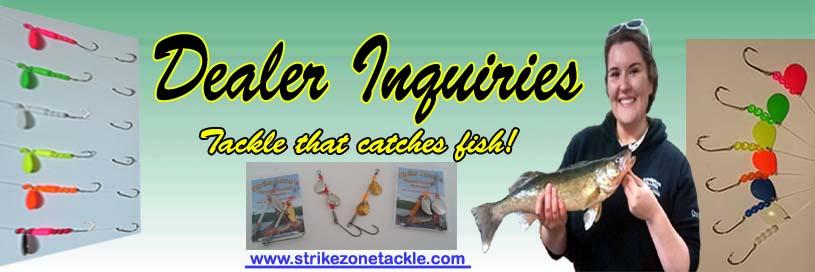 Strike Zone Custom Tackle
